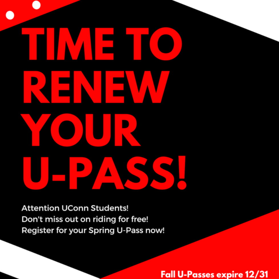 Renew UPass! Dec 2018